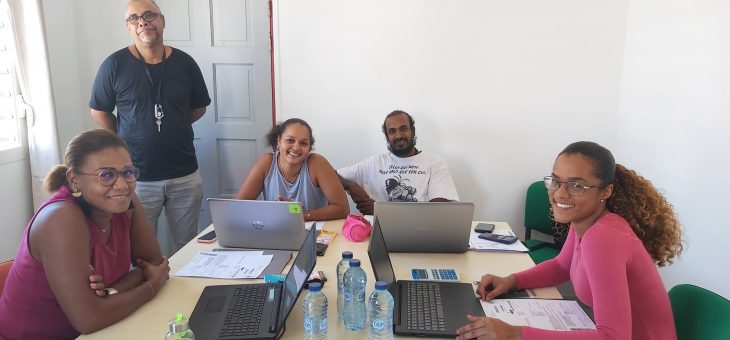 La session de formation Initiation Comptabilité du Secteur Moule a débuté le lundi 14 septembre 2020