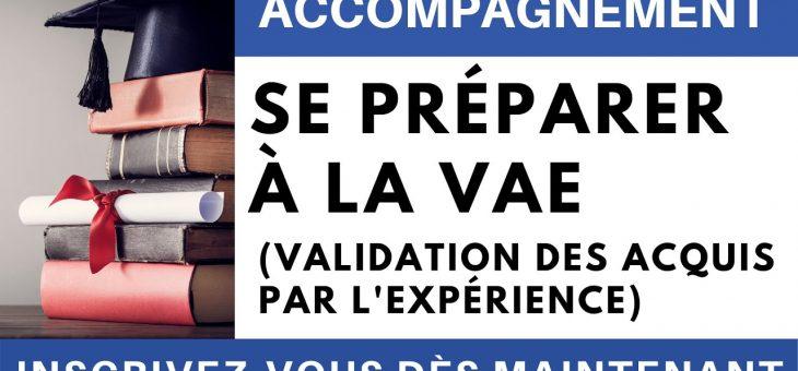 REUNION D'INFORMATION-VAE