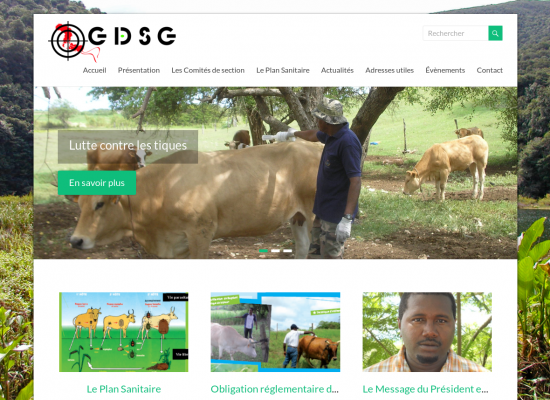 GDSG (Groupe de Défense Sanitaire de Guadeloupe)