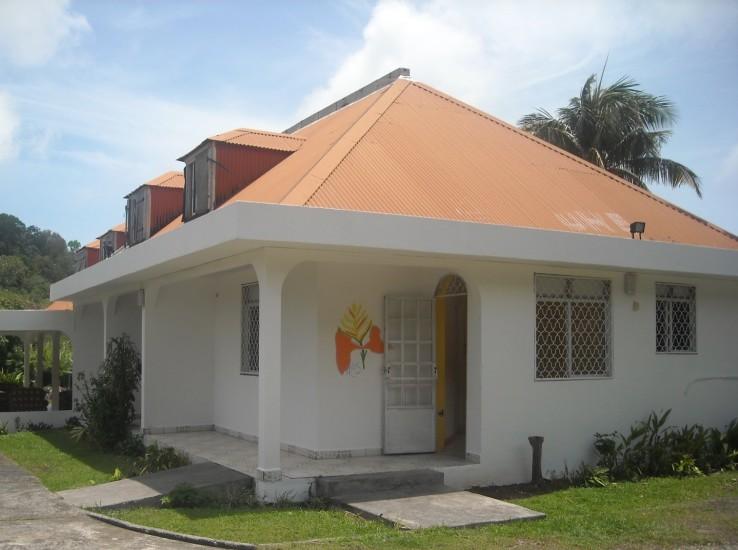 Maison d'accueil