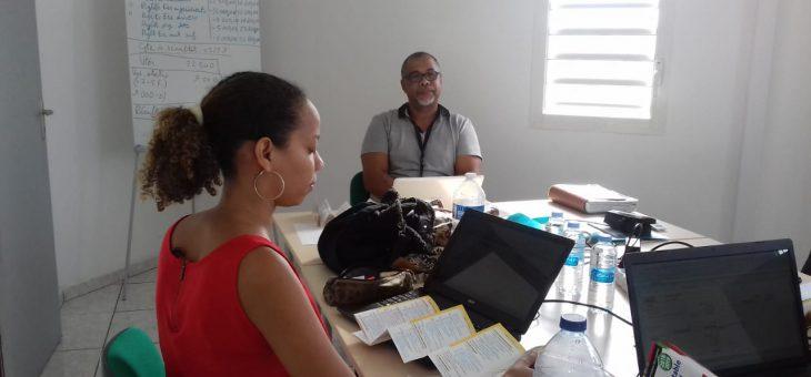 La session de formation Initiation Comptabilité du Secteur Moule a débuté ce lundi 17 septembre 2018