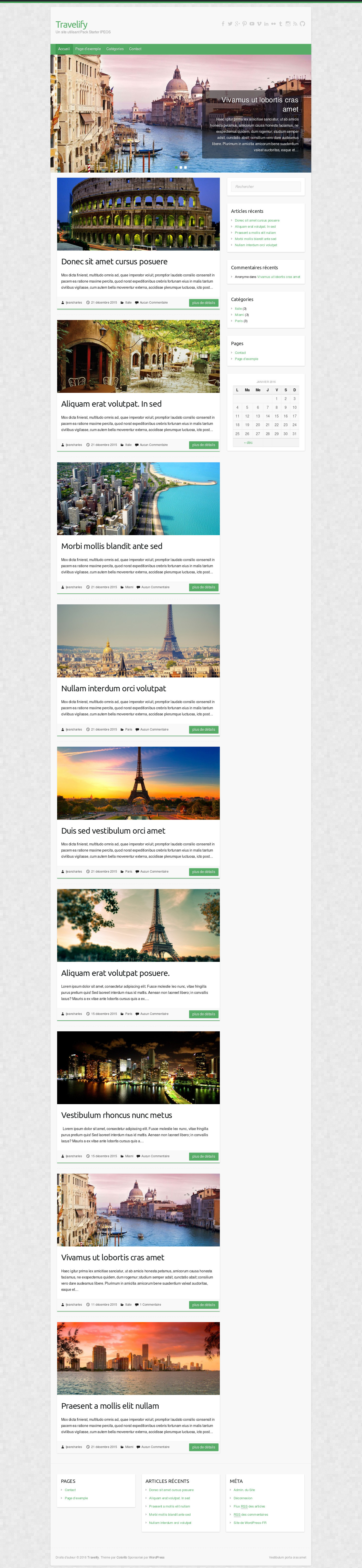 Travelify-Un-site-utilisant-Pack-Starter-IPEOS
