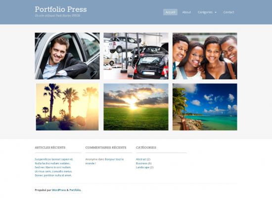 PortfolioPress